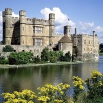Leeds Castle near Maidstone